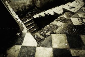 Stairs to decay by fabriziotedde
