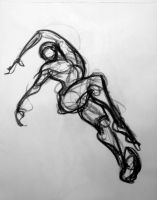 Life Drawing 001 by AndrewKwan