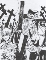 Hellsing by AsherothTheDestroyer
