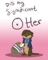 Significant Otter by ZombieOwl