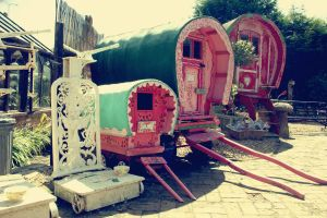 Gypsy Carriages by madis0nz