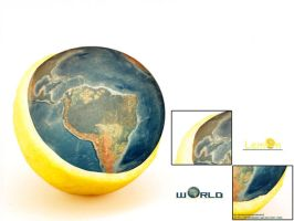 Lemon World by AfricAShoX