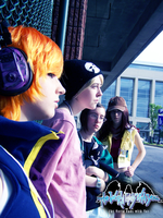 TWEWY: Team Neku by EndofForever