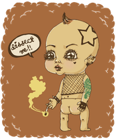 dollface by whamball