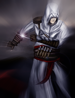 Assassin's Creed - Altair by SovietMentality