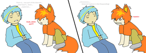 Internet Explorer and Firefox - [Loading...] by StickFreeks