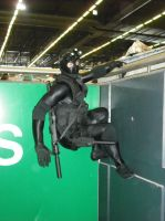 Splinter Cell cosplay operative by GIGN5749