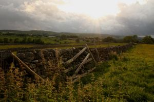 The Yorkshire Dales by SquirrelGirl111