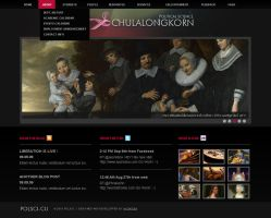 Chulalongkorn Web 3 by phraisohn