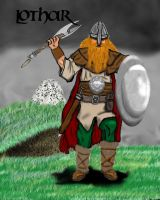 Lothar the Viking by Hisan