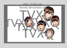 png*5 TVXQ by lienoly