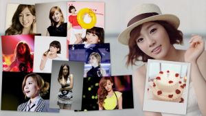 Happy Birthday to Girls Generation's Kim Taeyeon by Lissette8017