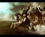 Ney's charge by LeSoldatMort