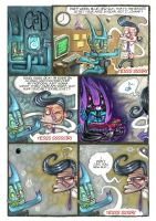 FLUMP VOL.5 Preview - GaD Pg1 of 2 by Cosmic-Brainfart