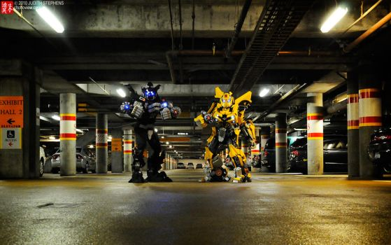 Fanime 2011: Transformers by TheDreamerWorld