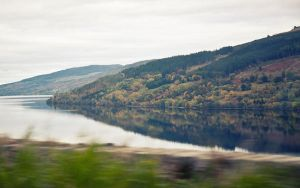 Loch Tay in Motion by DavidKanePhotography