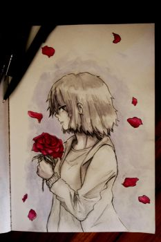 Rose by LearBlank