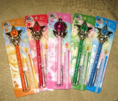 New Sailor Moon pointers by avaneshop