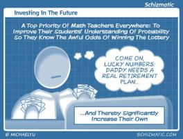 Investing In The Future by schizmatic