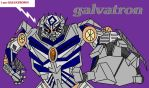 Transformers Age Of Extinction I Am Galvatron by thesuperultimatehero