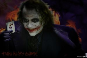 The joker 2008 by iheb003