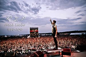 RIP Mitch Lucker by AStein35