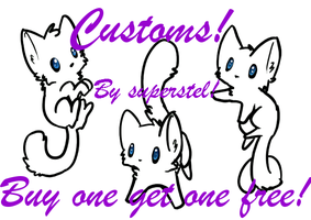 Customs by superstel