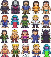 Twenty characters. by Lee-At-Arms