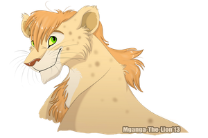 Mwand by Mganga-The-Lion