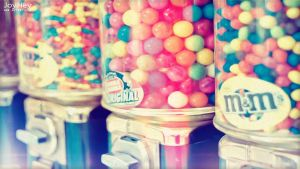 wallpaper candy by Analaurasam