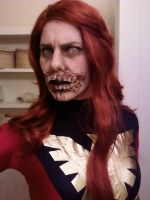 Marvel Zombies Test by gillykins