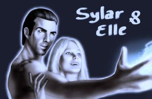 Sylar and Elle by Milady666