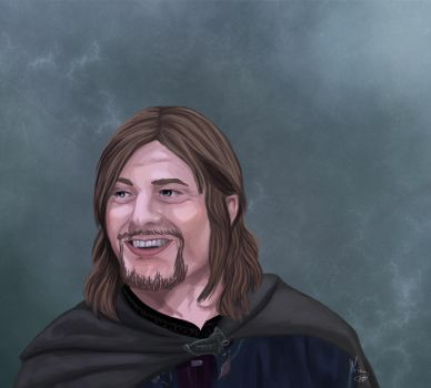 Son of Gondor by LaniusRios