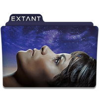 Extant Folder Icon by asmodeopt