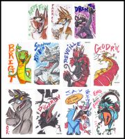 FC 2010 Badges by FablePaint