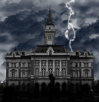 City Hall Novi Sad by mmirkovic