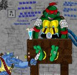 RAPHAEL Tickle torture by talpimado