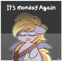 Monday... by ILifeloser