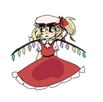 Flandre by mugiCakes