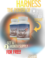 Get Deer Antler Plus For Bigger Muscles by forehearths