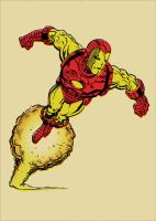 Iron Man by markwelser