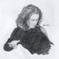 Ville smoking by ihni