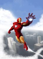Ironman by atma33