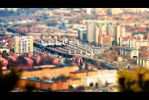 Skopje - Little city by Bojkovski