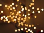 Christmas bokeh by Bokehlie