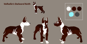 Reference: Keith [personal] by DesmodiaDesigns
