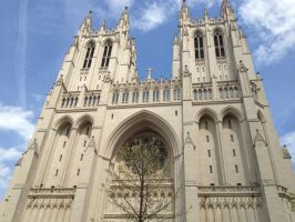 NATIONAL CATHEDRAL IN WASHINGTON D.C. by KerensaW
