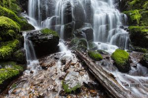 Fairy Falls by brandtcampbell