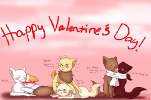 Hetalia: Valentine's Day Part 3 by ShootingStar2552