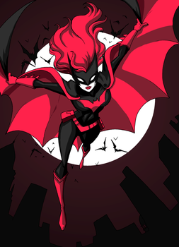 Batwoman by LucianoVecchio
